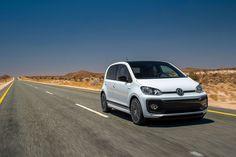 Nach dem Facelift 2016 legt VW beim Up nochmal nach. Anfang 2018 debütiert der Up GTI mit 3-Zylinder-Turbo und 115 PS. Klein, leicht, schnell? Das weckt großartige Erinnerungen an Golf I und Lupo GTI. Auch am Steuer?