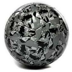 soccer balls - Google 검색 Football Design, Balls, Christmas Bulbs, Soccer, Holiday Decor, Google, Futbol, Christmas Light Bulbs, European Football