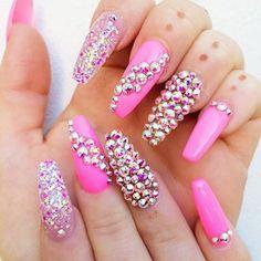 I need these nails!!! @adoredollsparlour