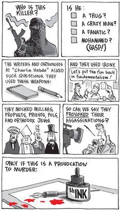 Remembering slain Charlie Hebdo journalists - Editorials - The Boston Globe