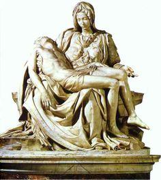 Michelangelo. Pieta.