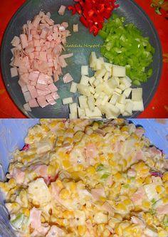 Cobb Salad, Salads, Food And Drink, Salad, Chopped Salads