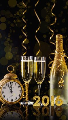 Happy new year 2016# wallpaper iPhone
