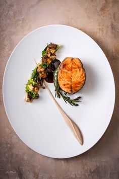 Plating presentation vegan an she specializes in culinary props for food and still life photography simplicity underlies her work as each elemen fandeluxe Choice Image