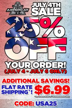 4th of july firearm sale