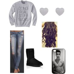 """""""Justin Bieber Outfit"""" on Polyvore"""