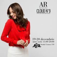 Colectia Andreea Raicu la primul targ de design romanesc Design, Shopping