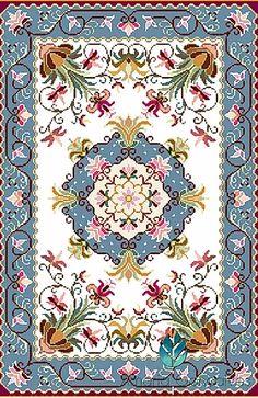Prayer Rug, Miniature Furniture, Dollhouses, Kilim Rugs, Art History, Needlepoint, Needlework, Cross Stitch, Miniatures