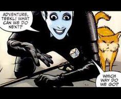 Klarion the witch boy (DC Comics)