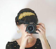   ClioMakeUp Blog / Tutto su Trucco, Bellezza e Makeup ;) » Accessori capelli estate 2015: tra charleston, principesse orientali e dee greche!