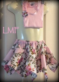 Parisian Amour Set by Little Miss Fascinated