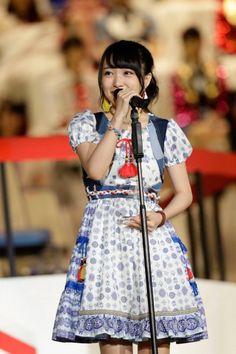 13位 向井地美音(AKB48 Team K)