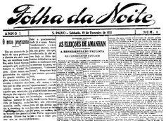 ARQUIVOS DE FOLHA E ESTADÃO NA INTERNET