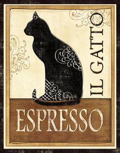 Il Gatto Espresso - Veronique Charron