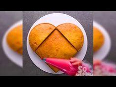 Simple Sheet Cake Decorating Hacks! Most Satisfying Cake Ideas 2017 - YouTube