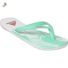 Adidas - Eezay Ice Cream Thong Sandals - BA8806 - Color: Turquoise - Size: 8.5 - Adidas sneakers for women (*Amazon Partner-Link)