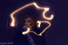 Paint the light and a little magic. by Angelica Vaihel #paintthelight