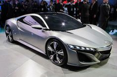 2014 Acura NSX Roadster Redesign