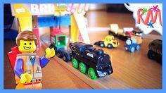 Большая Детская Железная Дорога БРИО - Играем в Железную Дорогу @ РМ Брос