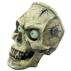 Talking Skull: Talking Skulls: Ready to Run Talking Skulls - FrightProps.com