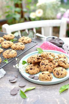 Brownie Cookies, Vegan Recipes, Vegan Food, Biscuits, Deserts, Food Porn, Veggies, Gluten Free, Pudding