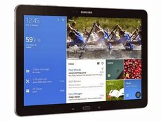 Samsung Galaxy NotePRO Android Tablet Announced - http://www.the-tech-blog.com/samsung-galaxy-notepro-android-tablet-announced/