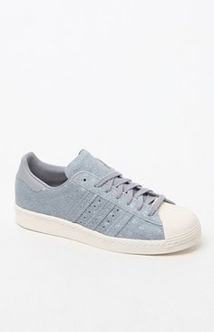 cbf672c9b2b Online Only! adidas updates a popular look for a textured women's shoe in  the Superstar
