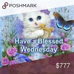 Blessings to all the posher girls!!!! Just a quick happy Wednesday Other