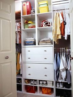 awesome closet solution