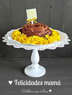 Cheese Pound cake para mamá