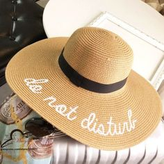 Ladies sun hats perect or the hot summer days