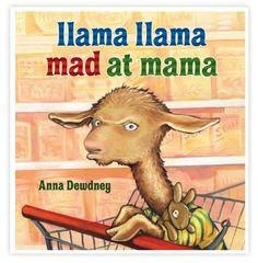 llama llama mad at mama Bible lesson: Mind your Manners