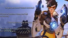 'Overwatch' update trolls the trolls with wry humor Image: Blizzard Entertainment  By Adam Rosenberg2016-08-18 14:13:59 UTC  A funny thing is happening in Overwatch when players start to misbehave in chat: the game turns their own words against them.  Typing gg ez  shorthand for good game easy [win]  into the in-match text chat returns a random phrase that twists the writers unsporting intent in humorous ways.  One reads: For glory and honor! Huzzah comrades! Another: Its past my bedtime…