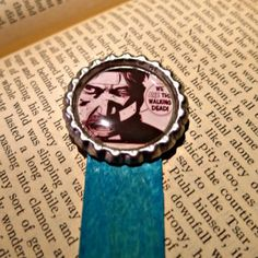 The Walking Dead Bottle Cap Bookmark Take My Money, Walking Dead, Geek Stuff, Cap, Photo And Video, Bottle, Shopping, Instagram, Geek Things