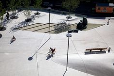 New Design for Eduard-Wallnöfer-Platz Public Square,Courtesy of Günter Richard Wett