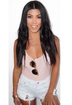 My Style Mode Low Back Essential Bodysuit as seen on Kourtney Kardashian US$49