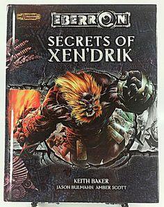 Eberron : Secrets of Xen'drik : Dungeons & Dragons 3.5 Edition (NEW) #WotC