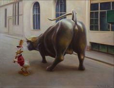 Kaj Stenvall - Customer Feedback (2012) Customer Feedback, Art Photography, Lion Sculpture, Horses, Statue, Ducks, Animals, Oil, Fine Art Photography
