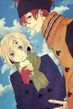 Allen and Lavi | D.Gray-man #anime