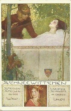 E. Schutz - Snow white
