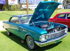 XP Ford Falcon Hardtop Coupe | by stephenvelden