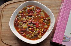 Chili Soup: Slow Cooker Recipe