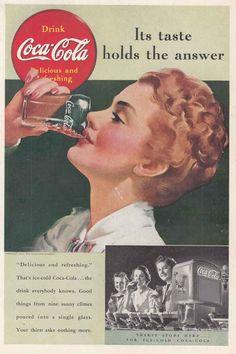 1939 Coca Cola