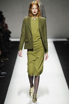 MaxMara Fall 2014 RTW - Review - Fashion Week - Runway, Fashion Shows and Collections - Vogue