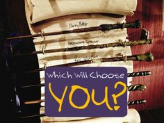 Which Harry Potter Wand Would Choose You As Its Owner?