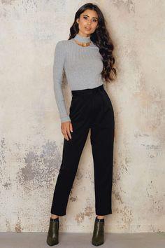 Highwaist Trousers - Buy online | NA-KD