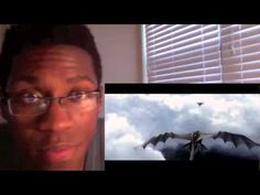 """""""How To Train Your Dragon 2"""" MT-trailer REACTION!!!!!"""