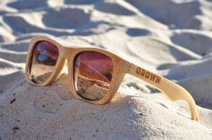 #Bamboo  #Sunglasses from Picsity.com