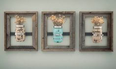 Etsy Love: Mason Jar Wedding Decorations