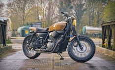 Honda VRX, by Jez from La Busca Motorcycles, England